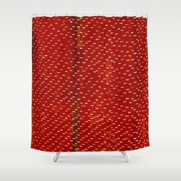 African American Masterpiece 'Orion'' by Alma Thomas Shower Curtain