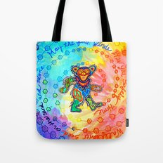 May the Four Winds Blow You Safely Home Tote Bag
