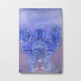 Madara Uchiha Metal Print