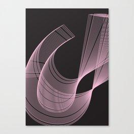 Geometric Calendar - Day 28 Canvas Print