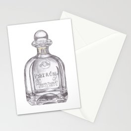 Patron Tequila Stationery Cards