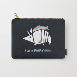 Armadillos Epidemy - Fairy'dillo Carry-All Pouch