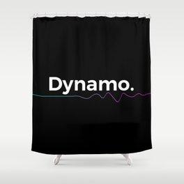 Dynamo Shower Curtain