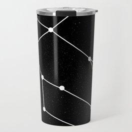 GEMINI (BLACK & WHITE) Travel Mug