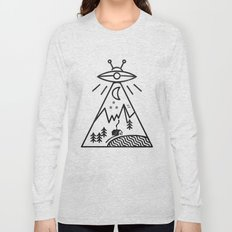 They Made Us Long Sleeve T-shirt