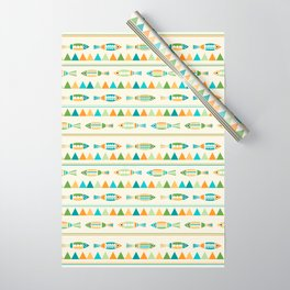 Scandy Fsh Wrapping Paper
