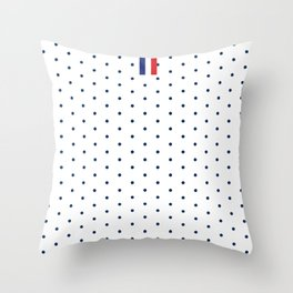 France 2019 Home Throw Pillow