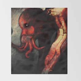 Are you there Cthulu? it's me... Throw Blanket
