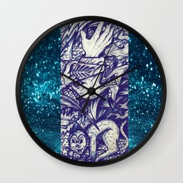 right hand Wall Clock