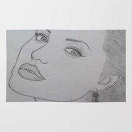 Angelina Jolie Rug