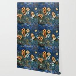 Abstract beautiful barnacles Wallpaper