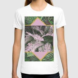 Fern Collage T-shirt