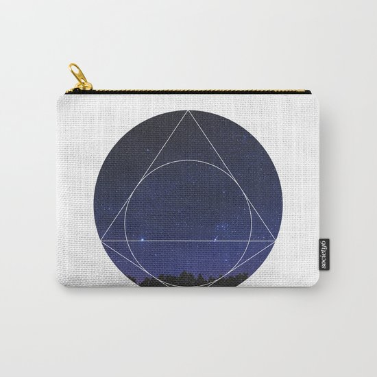 Magical Universe - Geometric Photographic Carry-All Pouch