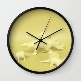 Child's Play - Yellow Wall Clock