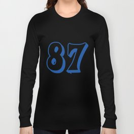 87 Long Sleeve T-shirt