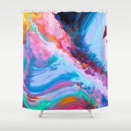 Jabil Shower Curtain
