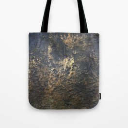 Bronze Stone: Inner Strength and Courage Tote Bag