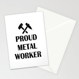 metal workers engineers metal workers engineers Stationery Cards