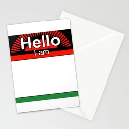Hello I am from Malawi Stationery Cards