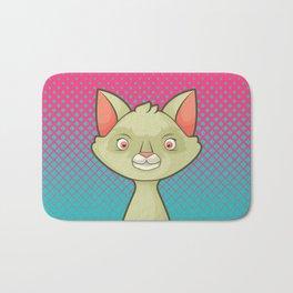 Pop Cats: Agatha Bath Mat