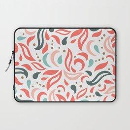 Coral Fest Laptop Sleeve