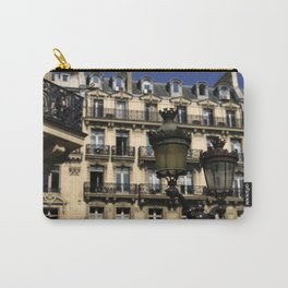 Parisian Lamp Posts Carry-All Pouch