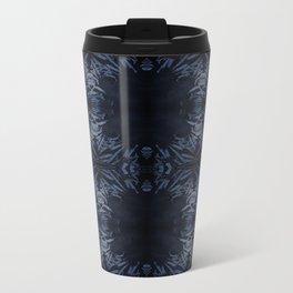 Death Driver Pattern (Large) Travel Mug