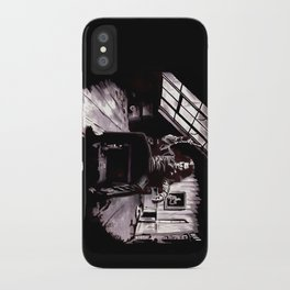 Benjamin Barker iPhone Case