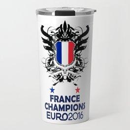 France Uefa Euro 2016 Travel Mug