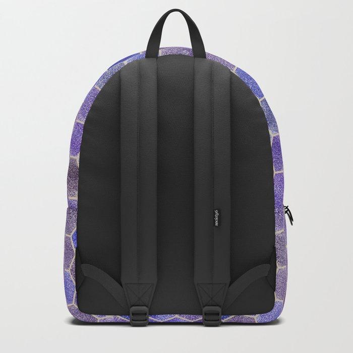 Glitter Tiles VIII Backpack