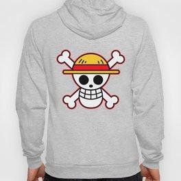 Straw hat Flag Hoody
