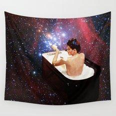 Bubble Bath Wall Tapestry