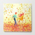 Autumn dancers by odre