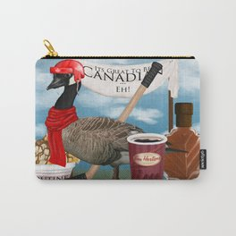 Canadian ... Eh Carry-All Pouch