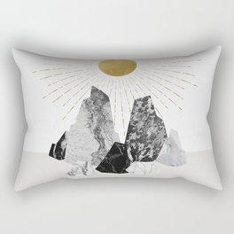 Rock Formation No.2 Rectangular Pillow
