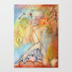 6th Floor Memories, Paris Canvas Print