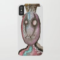 stitch iPhone & iPod Cases featuring Stitch by Dead Rabbit
