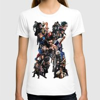 the xx T-shirts featuring XX by jasonriv37