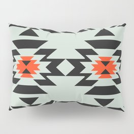 Geometric pair Pillow Sham