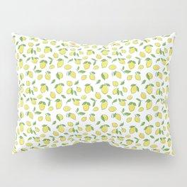 Lemon Leaf Pillow Sham