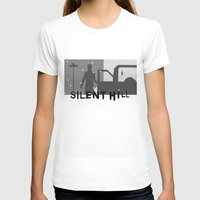 silent hill T-shirts featuring Silent Hill by Chandler Payne
