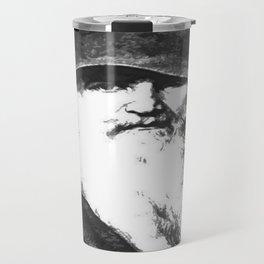 Scandinavian Mythology the Ancient God Odin Travel Mug