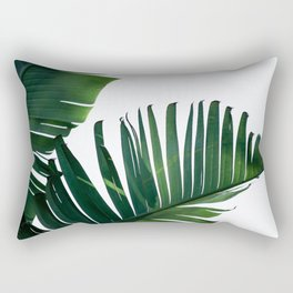 Palm Leaves 16 Rectangular Pillow