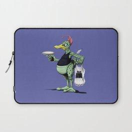 Space Duck (colour) Laptop Sleeve