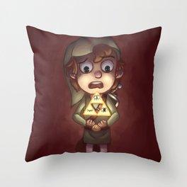Legend of Dipper Throw Pillow