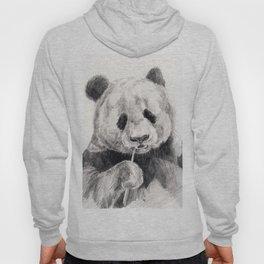 Panda black white Hoody