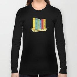 The Jane Austen's Novels IV Long Sleeve T-shirt