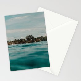 Shipwrecked Ocean Blues Stationery Cards