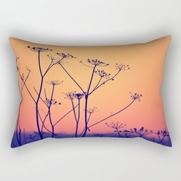 Wild and Precious Life Rectangular Pillow