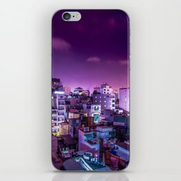 Oh Chi Minh City iPhone Skin